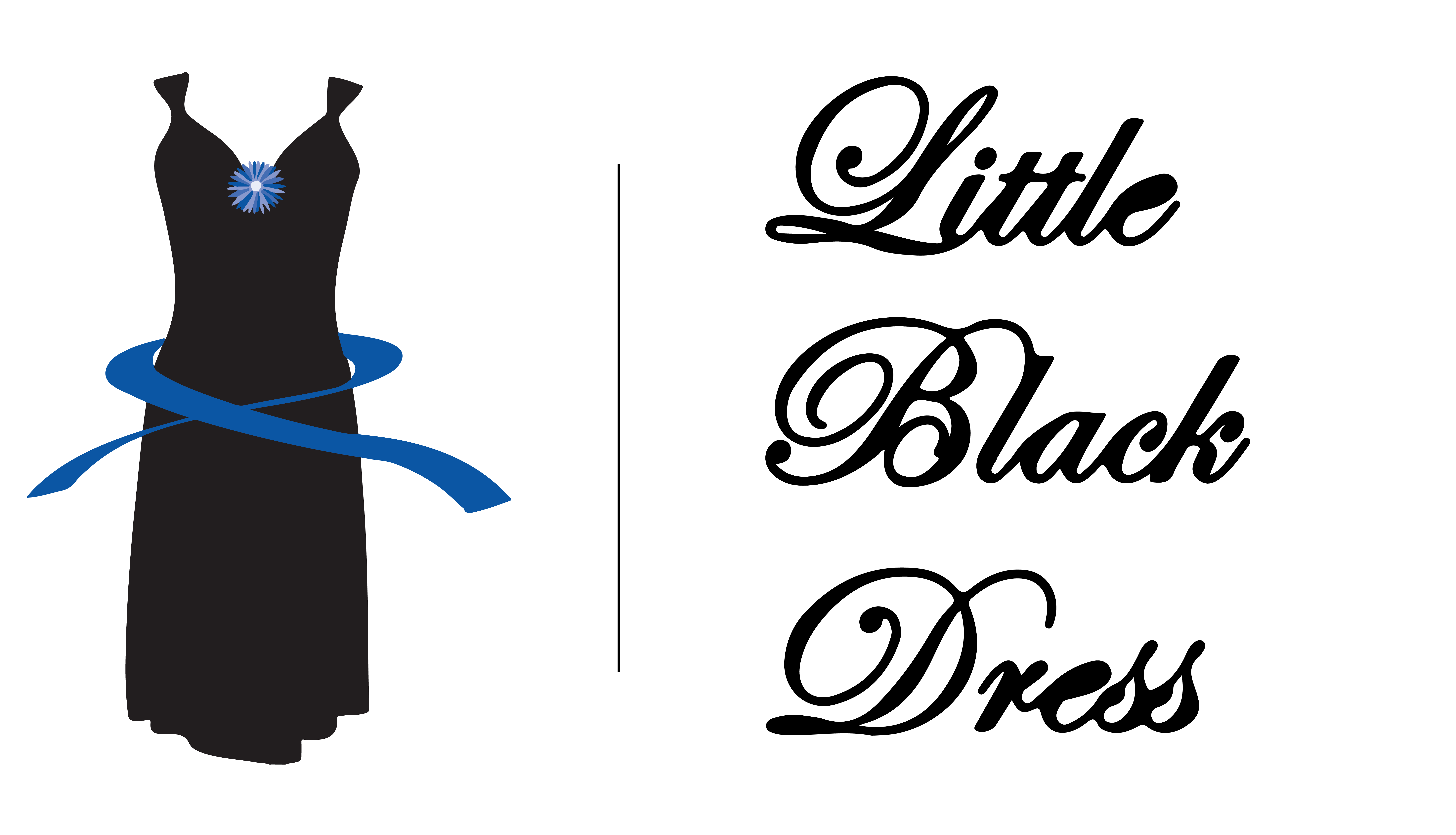 Little Black Dress Fashion Show