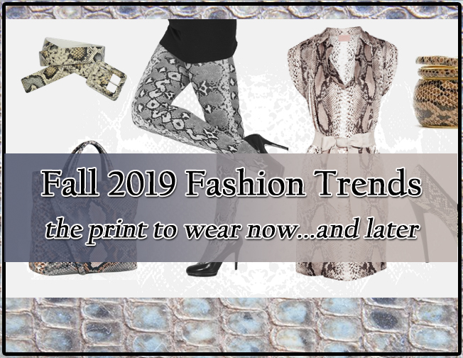 Fall Fashion Trends – wear now and later pt. 2